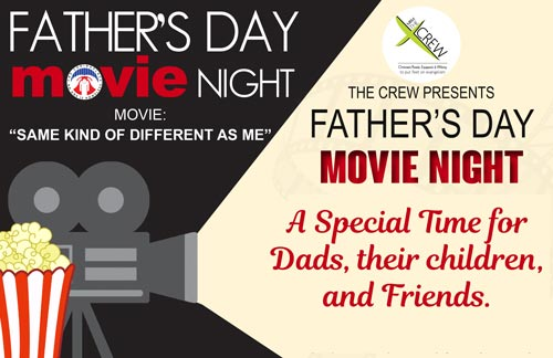 Help homeless dads on Father's Day