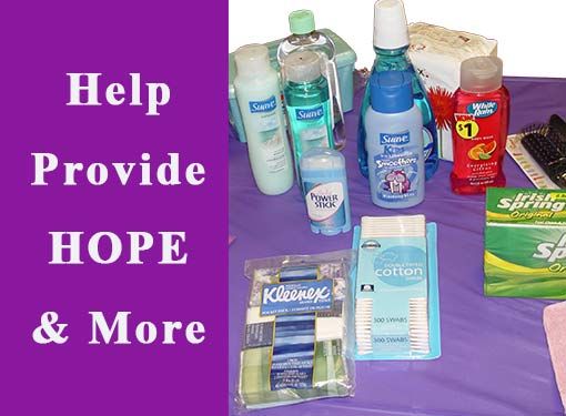 Hygiene Drive to Help Homeless | Miami |Broward