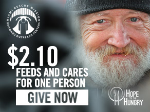 Help men, women, and children this New Year.